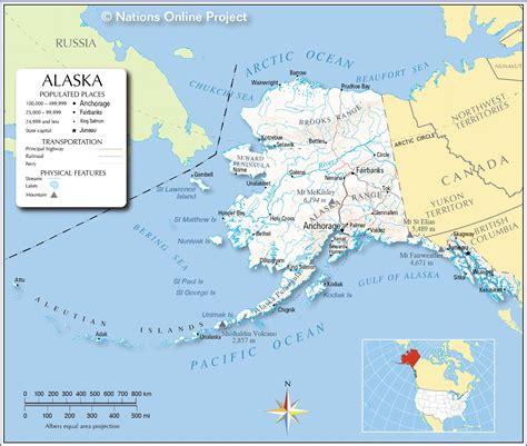 map  usa  alaska afp cv