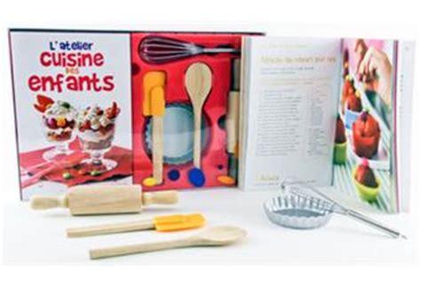 livre de cuisine pour ado l 39 atelier cuisine des enfants coffret laurence du