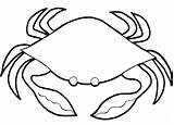 Crab Horseshoe Coloring Printable Getcolorings Pages sketch template
