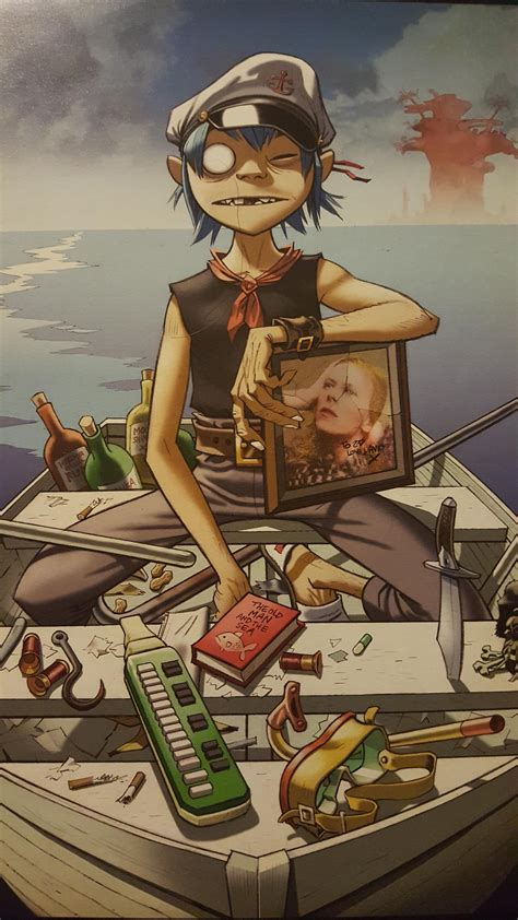Free hd wallpapers for desktop, ipad, tablets, iphone, android phone. Plastic Beach has some awesome artwork. : gorillaz