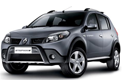 renault sandero 2013 renault sandero stepway pictures information and