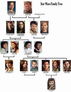 Skywalker family tree. Source: Club Jade | Star Wars ...