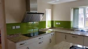 bespoke glass kitchen splashbacks coloured glass splashbacks