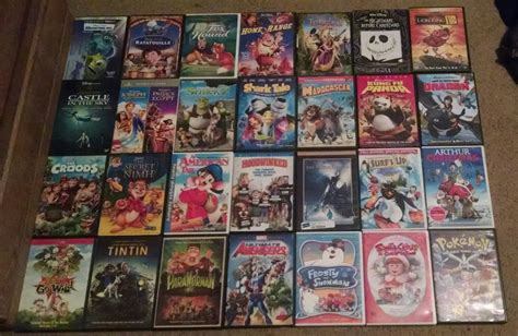 animated movie dvd collection by mlp vs capcom on deviantart