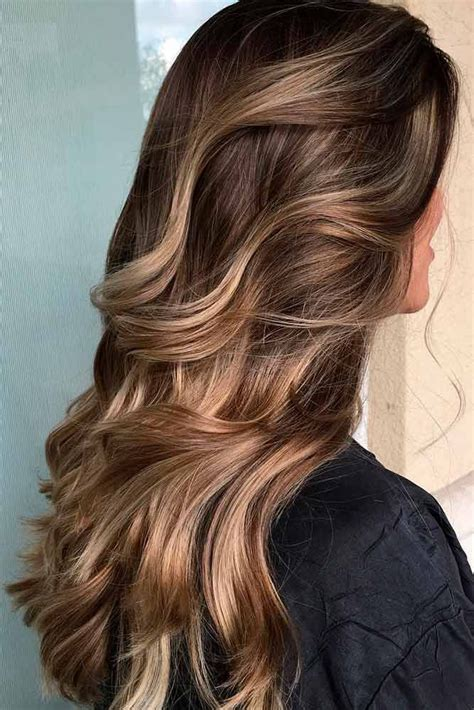 Brunettes With Brown by Best 25 Lowlights For Hair Ideas On