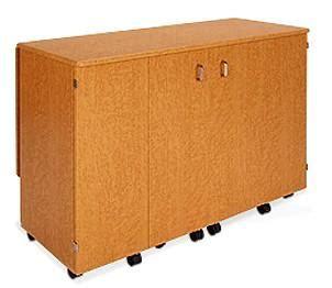 koala studios treasure chest plus iv sewing cabinet tops
