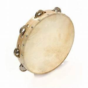 "Percussion Plus PP873 | 10"" Tambourine 