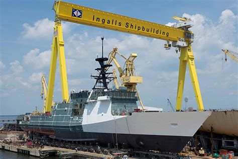 national security cutter ingalls shipbuilding