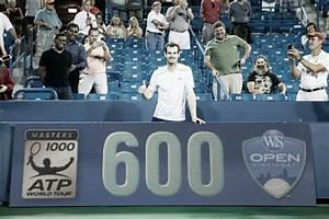 ATP Cincinnati: Andy Murray scores his 600th career win ...