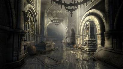 Hellraid Person Dungeon Techland Fantasy Shadow Dungeons