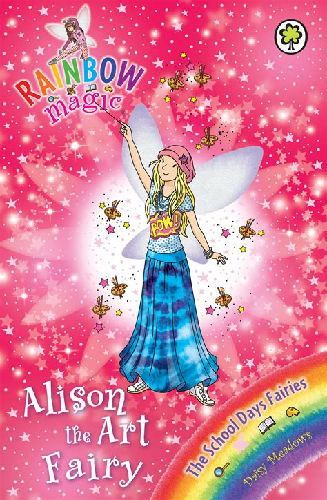 alison  art fairy rainbow magic wiki