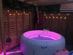 lay  spa garden setup ideas images