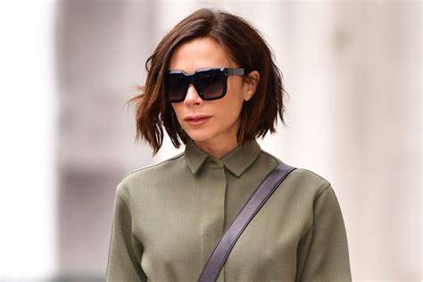 Victoria Beckham's Latest Haircut Is A Chic Bob