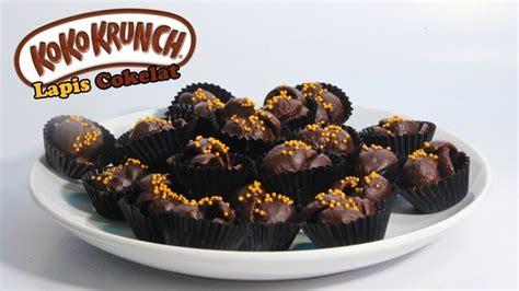 resep kue kering coklat khas lebaran
