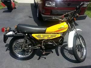 Buy 1982 Yamaha Enduro Dt100 J On 2040motos