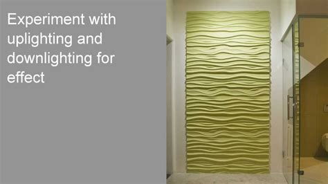 install  textured wall panels youtube