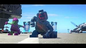 LEGO Marvel Superheroes - Spider-Man 2099 (MOD) - YouTube