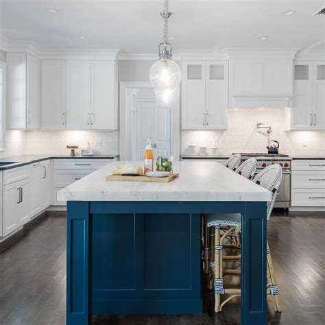 kitchen island blue 35 essential kitchen island ideas when you plan kitchen 1844