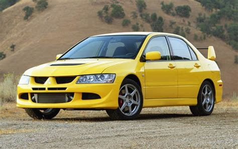 mitsubishi lancer evolution pricing  sale
