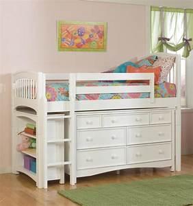 Comfortable Loft Beds For Kids Ideas