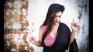 Sareelover   Sampurna   Black Saree   Episode 6   Full HD ...
