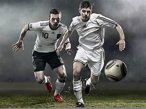 Fútbol 3D jugadores Jugar Juego de alta calidad Fotos ...