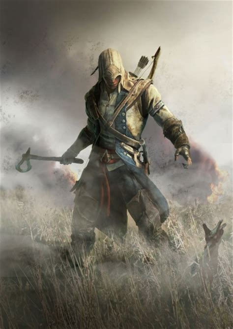 Assassins Creed Iii Concept Art