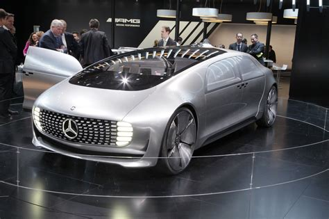 2018 Mercedes Benz F 015 Luxury In Motion Picture 612678