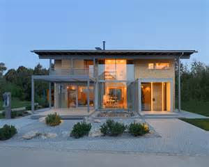 smart home interior design smart house by baufritz certified self sufficient home in germany