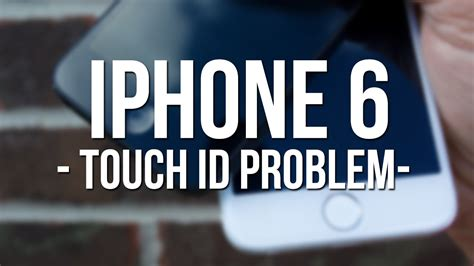 iphone touch id stopped working iphone 6 iphone 6 touch id issue fix