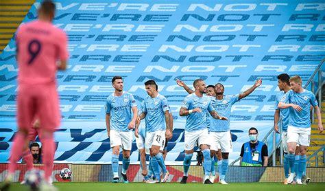 Resumen City vs Madrid por octavos de final de Champions ...