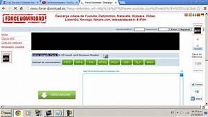 Force Download Youtube : descargar musica o videos gratis facil y rapido force download sin programas 2013 youtube ~ Medecine-chirurgie-esthetiques.com Avis de Voitures