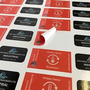 custom printed product labels sticker beaver With custom printed product labels