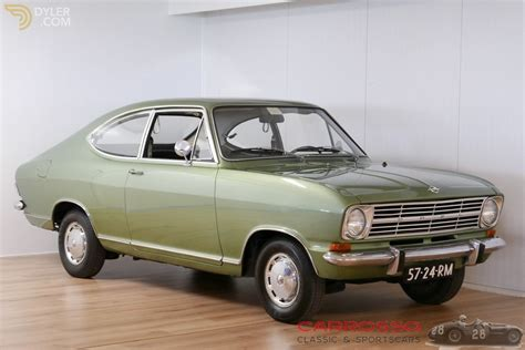 Opel Cadet by Classic 1971 Opel Kadett B Coup 233 For Sale Dyler