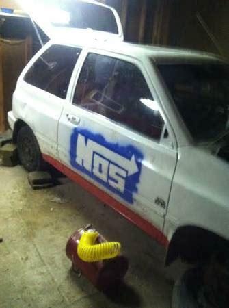 ford engine dies  pressing gas pedal idles fine