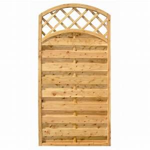Panneau En Bois Brise Vue : brise vue en bois castorama ~ Dailycaller-alerts.com Idées de Décoration