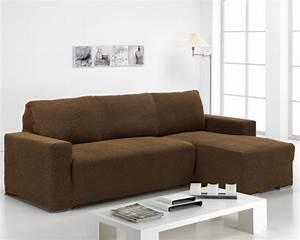 überwurf Für Sofa : bi stretchhusse f r sofa mit ottomane armlehne kurz aquitania ~ Frokenaadalensverden.com Haus und Dekorationen