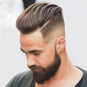 Coupe De Cheveux Homme Tendance : toutes les tendances coupes hommes 2017 en images ~ Dallasstarsshop.com Idées de Décoration