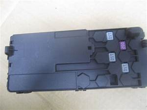 Mercedes 2115452301 W219 Cls Rear Fuse Box Link Oem Cls550