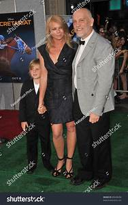 John Malkovich & Wife & Son At The World Premiere Of His ...
