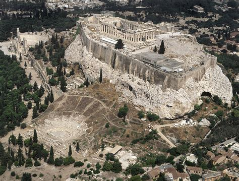 Ancient Greek Theaters, Seen from the Sky | The Getty Iris