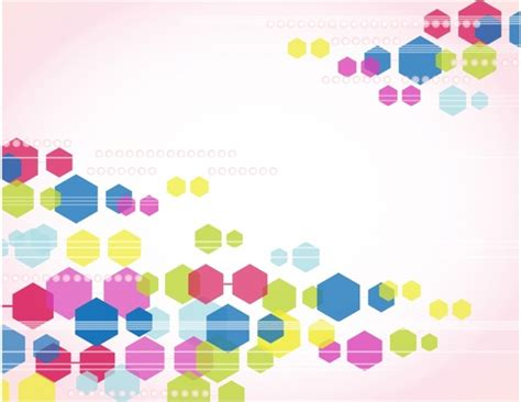 abstract colorful background vector free vector download