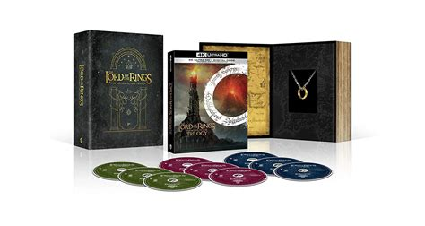 Lord of the Rings 4K UHD Bluray Announced by Warner Bros ...