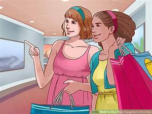 3 Ways to Buy Your Daughter's First Bra - wikiHow