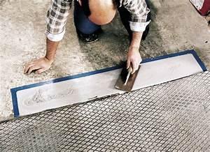 Betonboden Selber Machen : betonboden sanieren haus dekoration ~ Michelbontemps.com Haus und Dekorationen