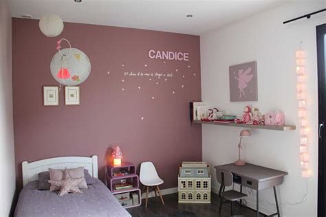 decoration de chambre de fille d 233 co chambre fille fushia