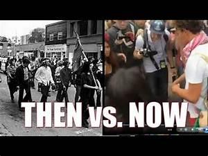 ANTI-TRUMP PROTESTERS VS. THE ORIGINAL CIVIL RIGHTS ...