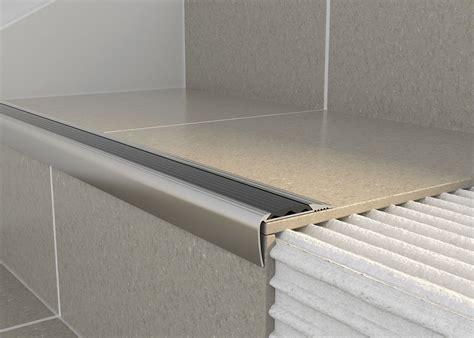 tile stair edging tileasy