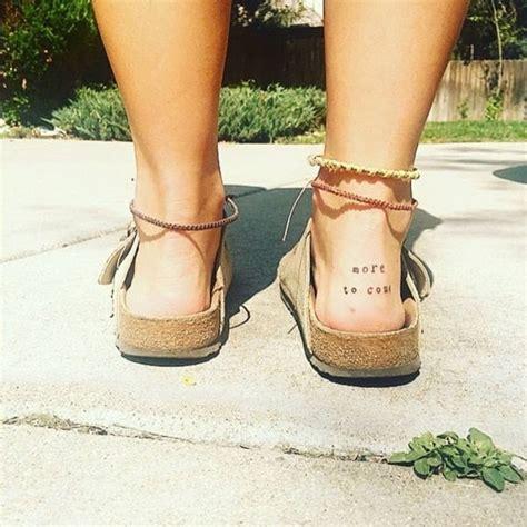 ankle tattoo designs   flaunt  walk