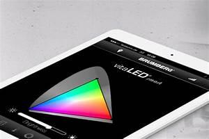 Lichtsteuerung Per App : vitaled smart aus dem hause brumberg led steuerung via wlan ~ Watch28wear.com Haus und Dekorationen